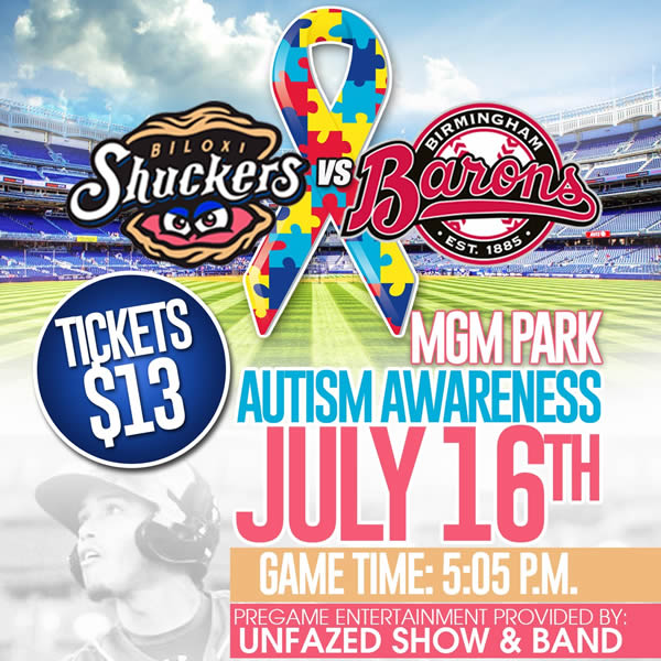Shuckers Tickets